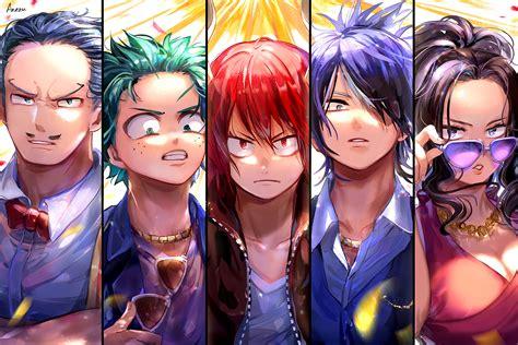 My Hero Academia Hd Anime 4k Wallpapers Images