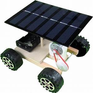 The Single Solar Powered Toy Car Kit, 13CM Long, 9CM Tall ...