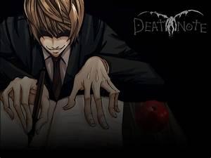Death Note - Death Note Wallpaper (32692456) - Fanpop