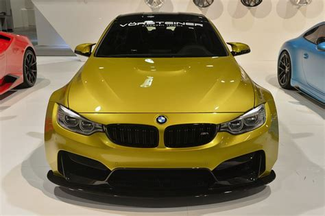 Bmw M4 Gtrs4 By Vorsteiner Showcased At Sema Motor Exclusive