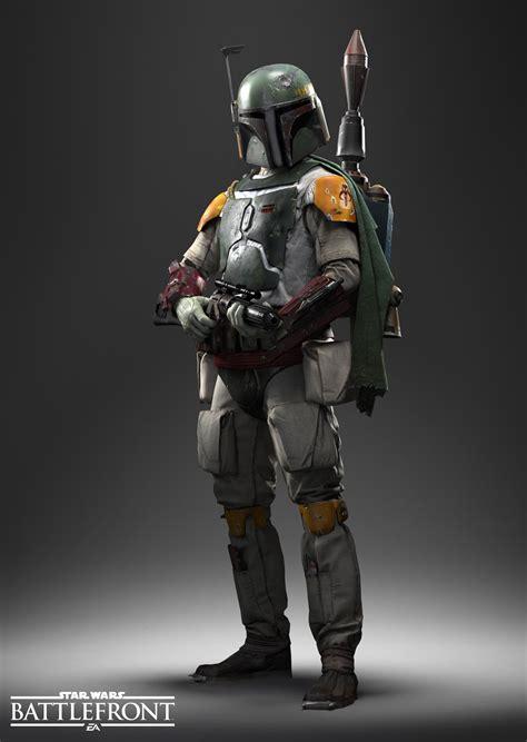 star wars wars battlefront awesome luke skywalker and boba fett images