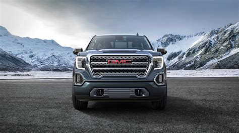 GMC Car : 2019 Gmc Sierra 1500 Goes Official With Carbon Fiber Bed