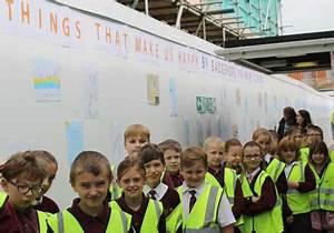 Badge Télépéage Vinci Installation : badgemore school children 39 s artwork brighten up townlands hoarding henley herald ~ Medecine-chirurgie-esthetiques.com Avis de Voitures