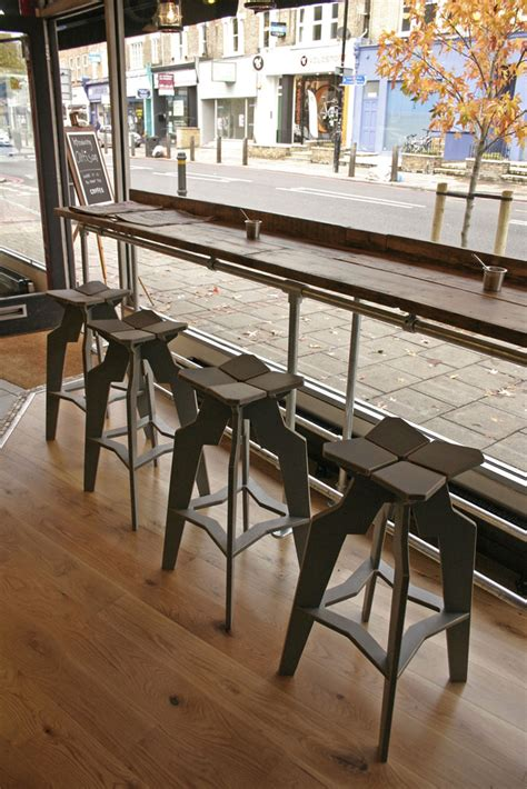 artisan coffee interior furniture  liquidesign london