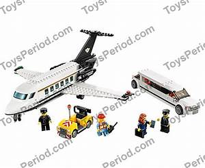 Lego 60102 Airport Vip Service Set Parts Inventory And