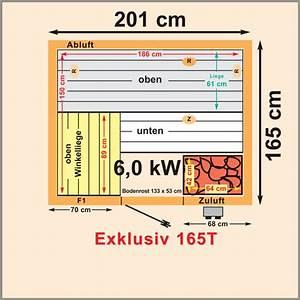 Massivholz Sauna Selbstbau : elementsauna saunaanlage fichte trend exklusiv 200x165 cm typ 165t ~ Whattoseeinmadrid.com Haus und Dekorationen
