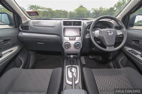 Avanza Modified Malaysia by Gallery Toyota Avanza Facelift Now On Sale In M Sia Image