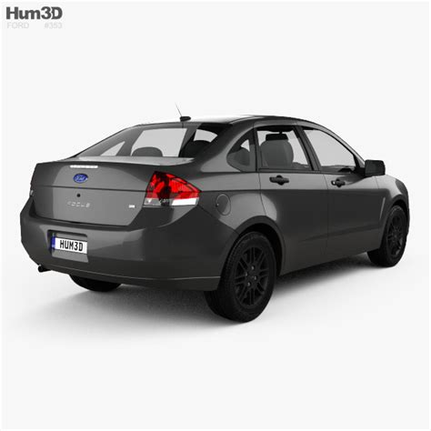 ford focus se  spec sedan   model humd