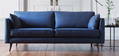 Blue Sofas With Ocean Blue, Navy & Sky Blue  Sofa Workshop