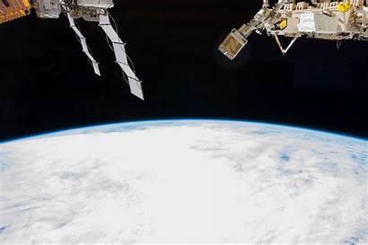 Space Nasa Earth Satellite Coli Astronaut Station