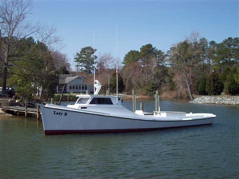 Chesapeake Boats For Sale by Deadrise Buyboat Pics Page 3 The Hull