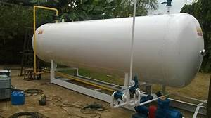 Building A Cooking Gas/LPG Skid Plant Anywhere In Nigeria ...