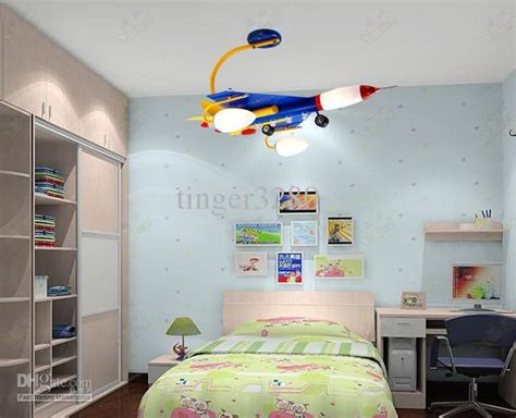 Best Sell Children Room Lamp Ceiling Lamp Light Aircraft