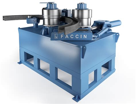 pipe rolling machine rcmi angle roll faccin