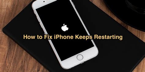 Iphone Ipad Keeps Restarting On Ios 11