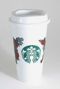 starbucks valentines day  love heart reusable cup