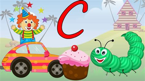 learn about the letter c preschool activity 664 | maxresdefault