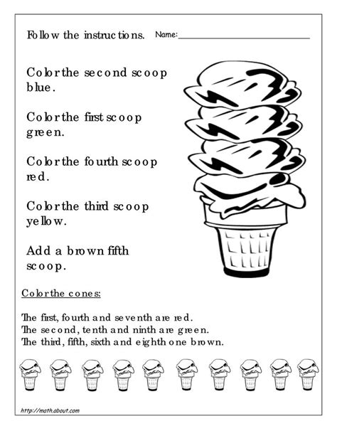 math worksheets for 3rd graders 1st grade printable
