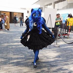 Princess Luna My Little Pony Cosplay at Babscon by ...