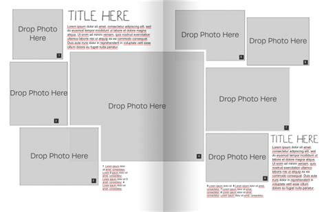 yearbook page template the only yearbook page template you need