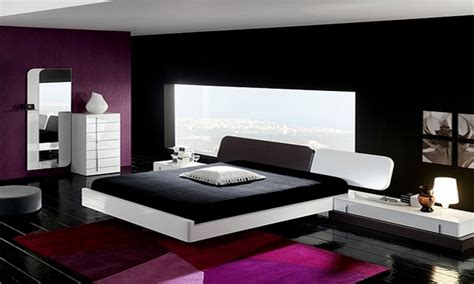 Bedroom Ideas Black White And Purple by Black White And Pink Bedroom Ideas Black And Purple