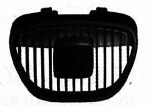 Calandre Seat Ibiza : grille calandre centrale seat ibiza iii phase 1 2002 2006 neuve noire pare chocs avant sup rieure ~ Melissatoandfro.com Idées de Décoration