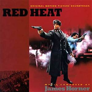 Film Music Site - Red Heat Soundtrack (James Horner ...
