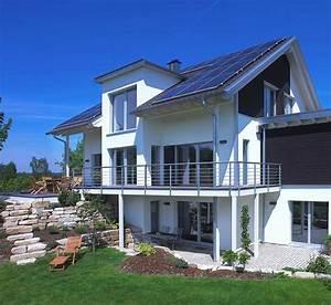 Haus Am Hang Bauen Stützmauer : plusenergiehaus energie sparen strom und w rme ~ Lizthompson.info Haus und Dekorationen
