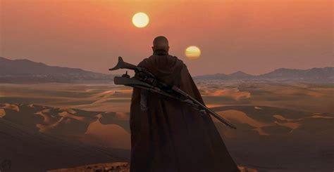 The Mandalorian concept art features returning Prequel ...