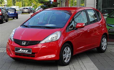 Honda Jazz Photo by Honda Jazz History Photos On Better Parts Ltd