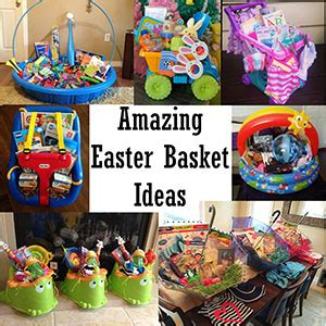 Amazing Easter Basket  Ee  Ideas Ee   The Keeper Of The Cheerios