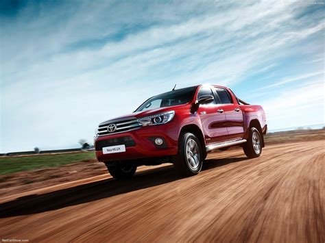Toyota Hilux Backgrounds by Toyota Hilux 2016 Picture 21 Of 123