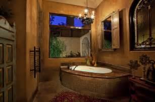 mission style bathroom design - Tuscan Bathroom Design