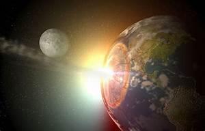 Asteroid Collision by thrillgraphics on DeviantArt