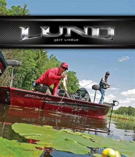 Lund Boats Brochure by Catalog Archive Lund Boats