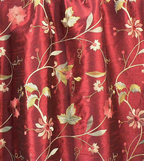 Drapery Upholstery Fabric Embroidered Floral Faux Silk. Old Fashioned Chandelier. Silver Hurricane Candle Holders. Marble Bathroom Countertops. Barnwood Mantel. Crab Door Knocker. Plastic Countertops. Rustic Kitchen Designs. Wall Mounted Dresser
