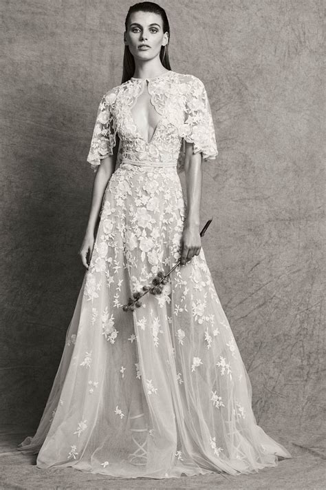 Роскошные свадебные платья Haute couture 20182019