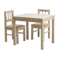 ikea svala children s table and 2 chairs