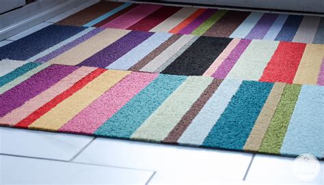 For The Love Of Color My New Kitchen Rug