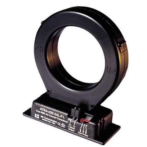 Split Core Current Transducer Output Average
