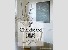 Best 25+ Chalkboard canvas ideas on Pinterest Coffee