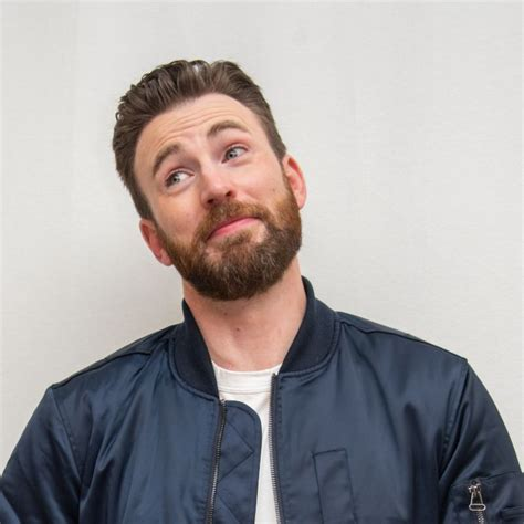 Chris Evans Has the Best Response Following His Accidental ...