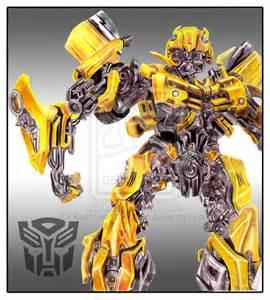 Transformer Car Bumble Bee Clip Art