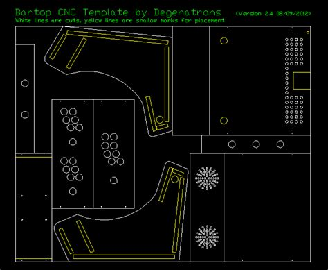 Bartop Arcade Cabinet Plans by Bartop Arcade Plans Images Frompo 1