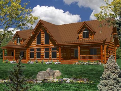 story log home plans  story ranch style log home kits log cabin home plans mexzhousecom