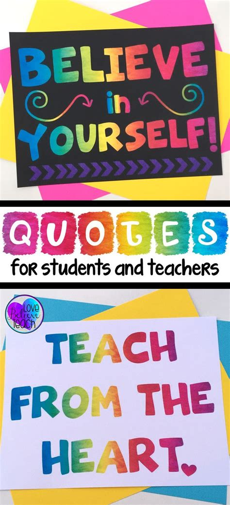 Classroom Quotes To Motivate Students 2