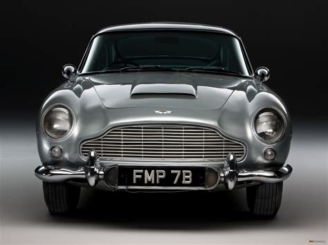 Bond Aston Martin Wallpaper by Aston Martin Db5 Bond Edition 1964 Wallpapers