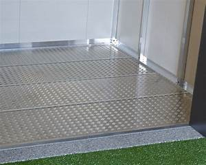 Gartenhaus Metall Biohort : biohort alu bodenplatte f r casanova ~ Whattoseeinmadrid.com Haus und Dekorationen