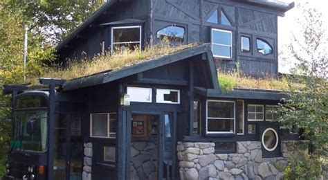 arredamento con materiali riciclati costruire una casa con materiali riciclati casa naturale