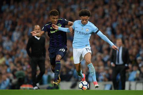 LIVE - Manchester City vs Everton: Starting Lineups ...